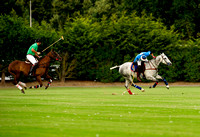 "2015 ""The London Polo Club."" ""The Inter-Club Polo Trophy.""""Bucks Polo Club vs Turf Polo Club"""
