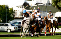 "2015 ""The London Polo Club."" ""The Critchley Trophy Semi Finals"", ""Amber vs Interoffice""."