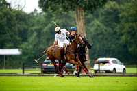 "2015 ""The London Polo Club."" ""HPC-Club Match"".""Greenforde Farm vs Stagshead White."""