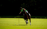 "2015 ""The London Polo Club"", ""HPC"", ""Club Match"".""    Mojitos vs Cabalitos"""
