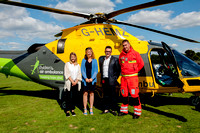 "2015 ""The London Polo Club"", ""HPC-"", ""The Children's Air Ambulance Service Polo Challenge Trophy."